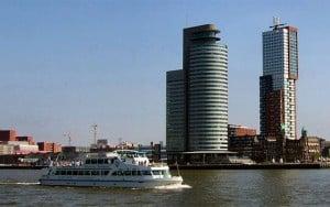 Ferry in Netherlands
