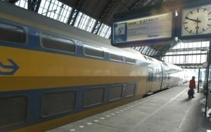 Trains in Netherlands