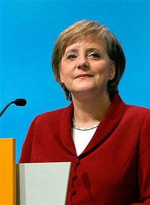 แนะนำ นายกรัฐมนตรี ประเทศเยอรมัน
