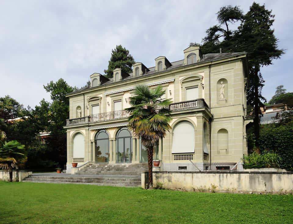 EU Montreux campus