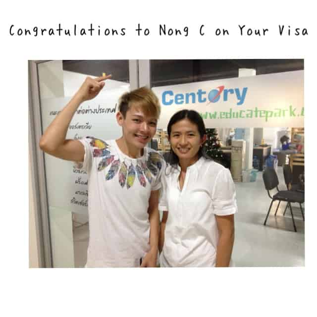 Congratulations for Student Visa in Australia