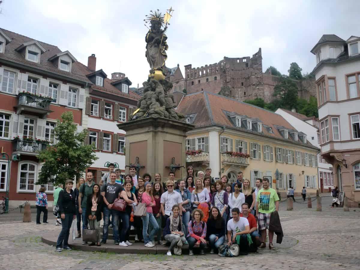 เรียนซัมเมอร์ที่เยอรมัน เรียนภาษาระยะสั้น ประเทศเยอรมนี