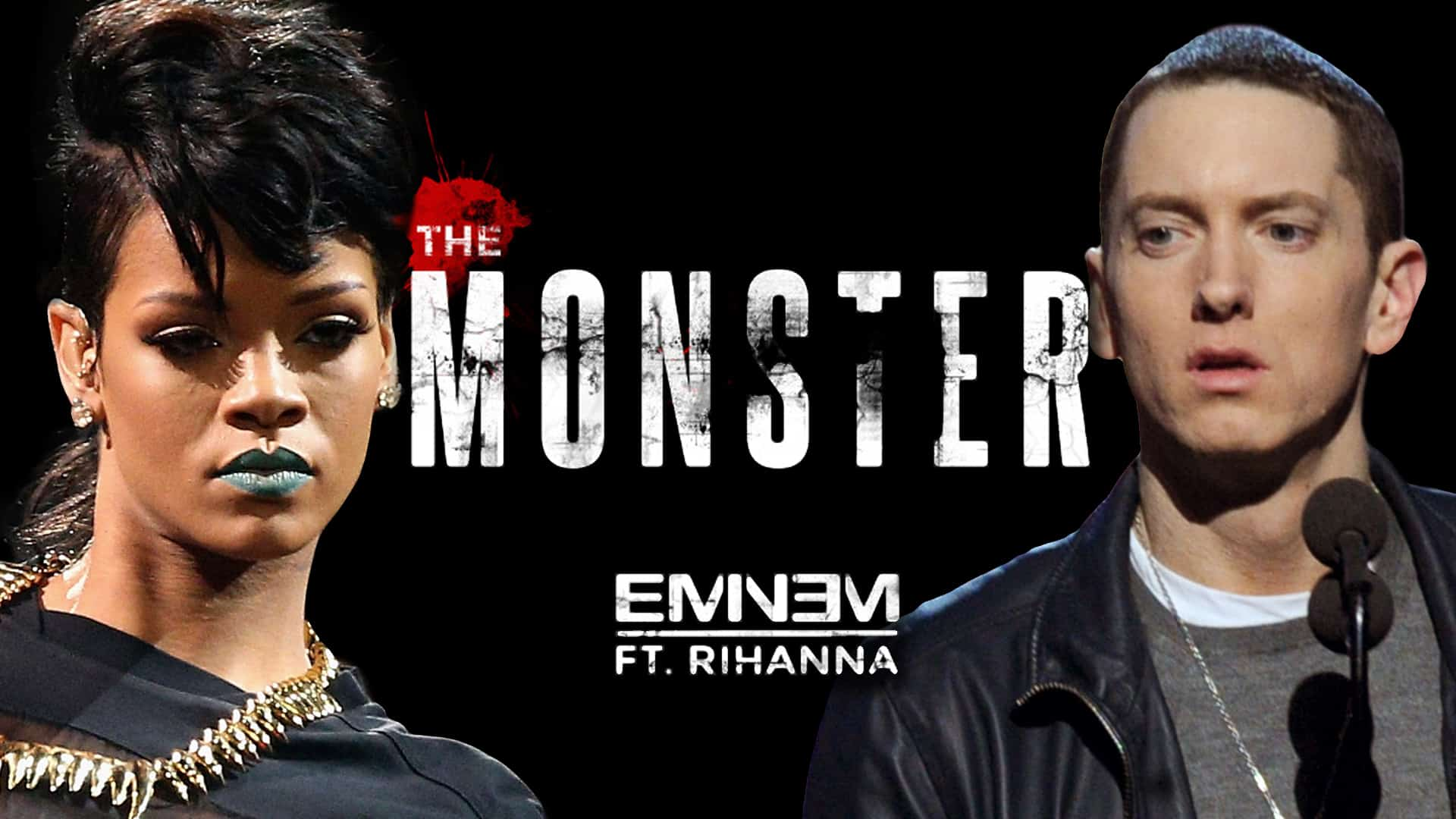 แปลเพลง The Monster – Eminem Feat.Rihanna