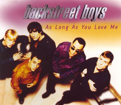 แปลเพลง As Long As You Love Me - Backstreet Boys