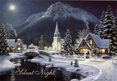 ความหมายเพลง silent-night