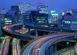 เมืองสำคัญในประเทศญี่ปุ่น