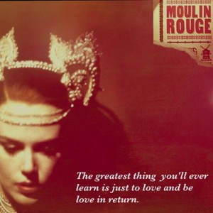 From Moulin Rouge