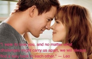 Movie: The Vow