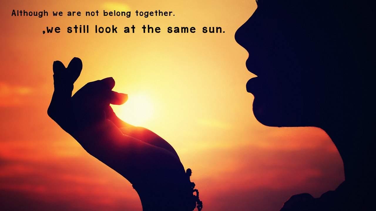 แปลเพลง The Same Sun-Chris De Burgh
