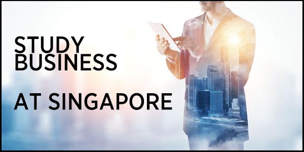เรียนธุรกิจระหว่างประเทศที่สิงคโปร์