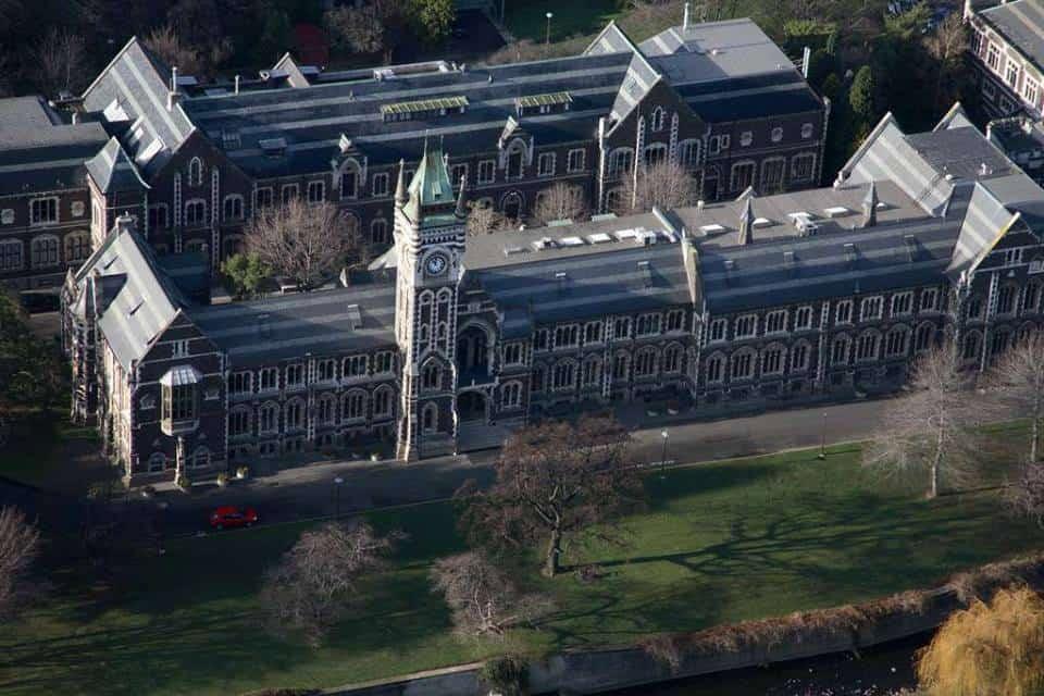 The Best University in New Zealand