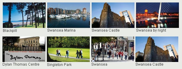 Around-Swansea