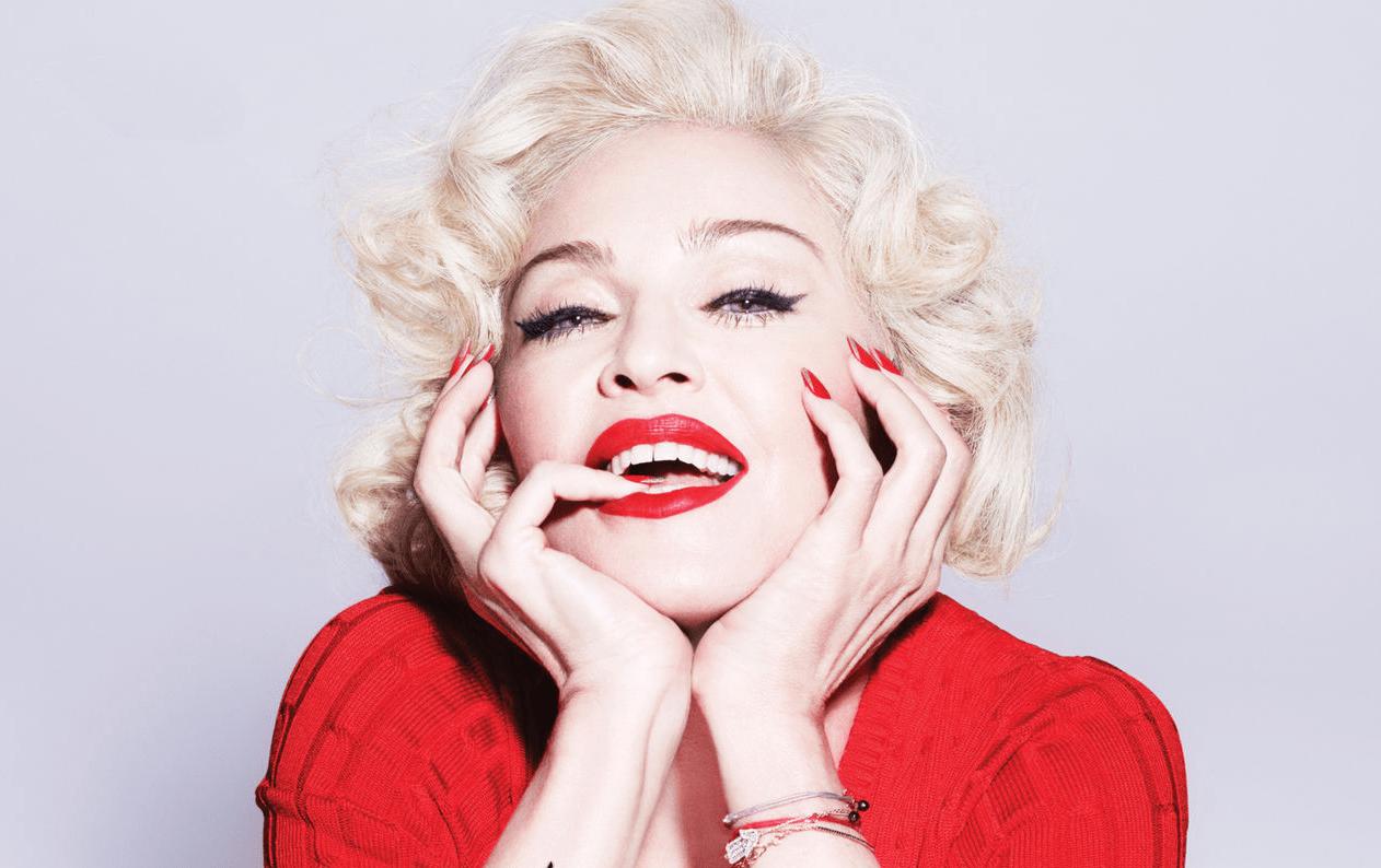 แปลเพลง Living For Love - Madonna