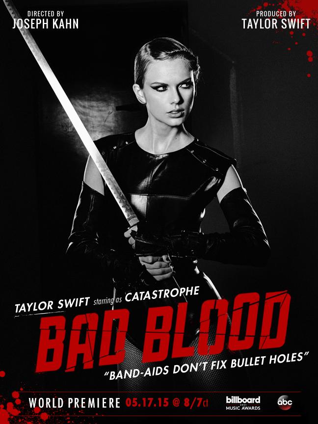 แปลเพลง Bad Blood (REMIX) – Taylor Swift Feat. Kendrick Lamar