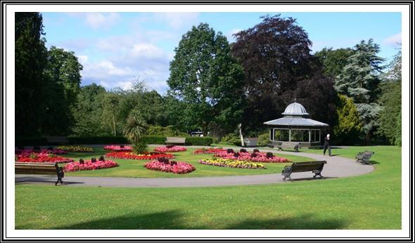 เรียนภาษาที่ลีดส์ - Roundhay Park