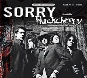 I sorry by buckcherry lyrics