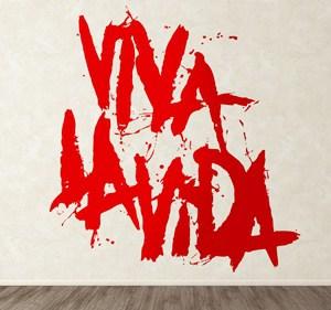 แปลเพลง Viva La Vida - Coldplay