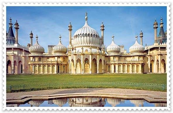 เรียนภาษาที่ไบร์ทตัน - The Royal Pavilion