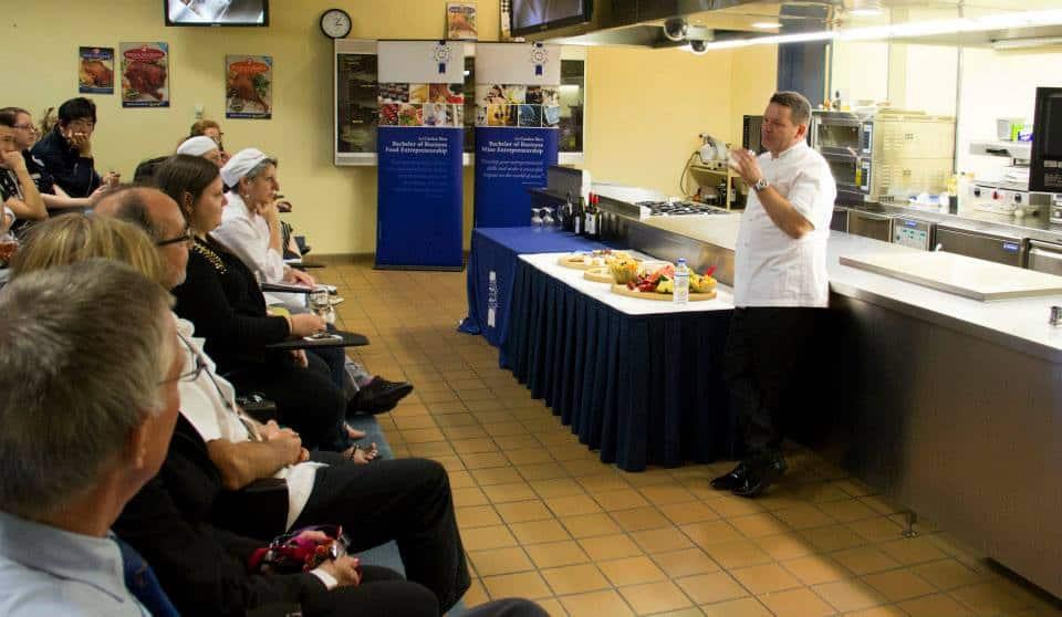 หลักสูตรทำอาหาร ป.ตรี หลักสูตรวิชาชีพ Le Cordon Bleu
