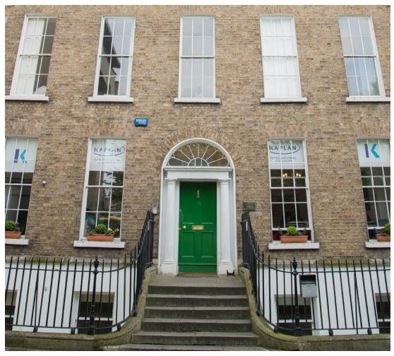 เรียนภาษาที่ไอร์แลนด์ Kaplan Dublin สถาบันสอนภาษาอังกฤษ KAPLAN