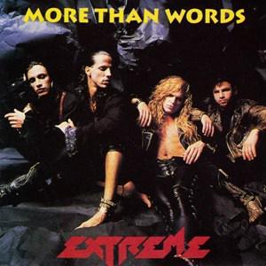 แปลเพลง More Than Words – Extreme