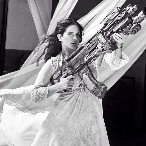 แปลเพลง High by the Beach – Lana Del Rey
