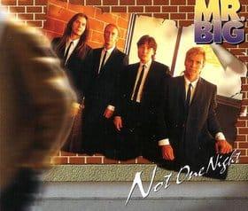 แปลเพลง Not One Night – Mr.Big