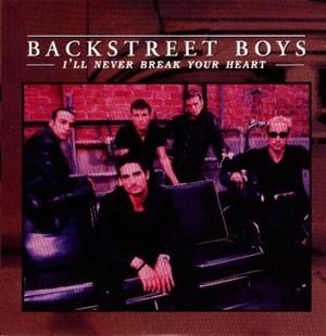 แปลเพลง I'll never break your heart – Backstreet Boys