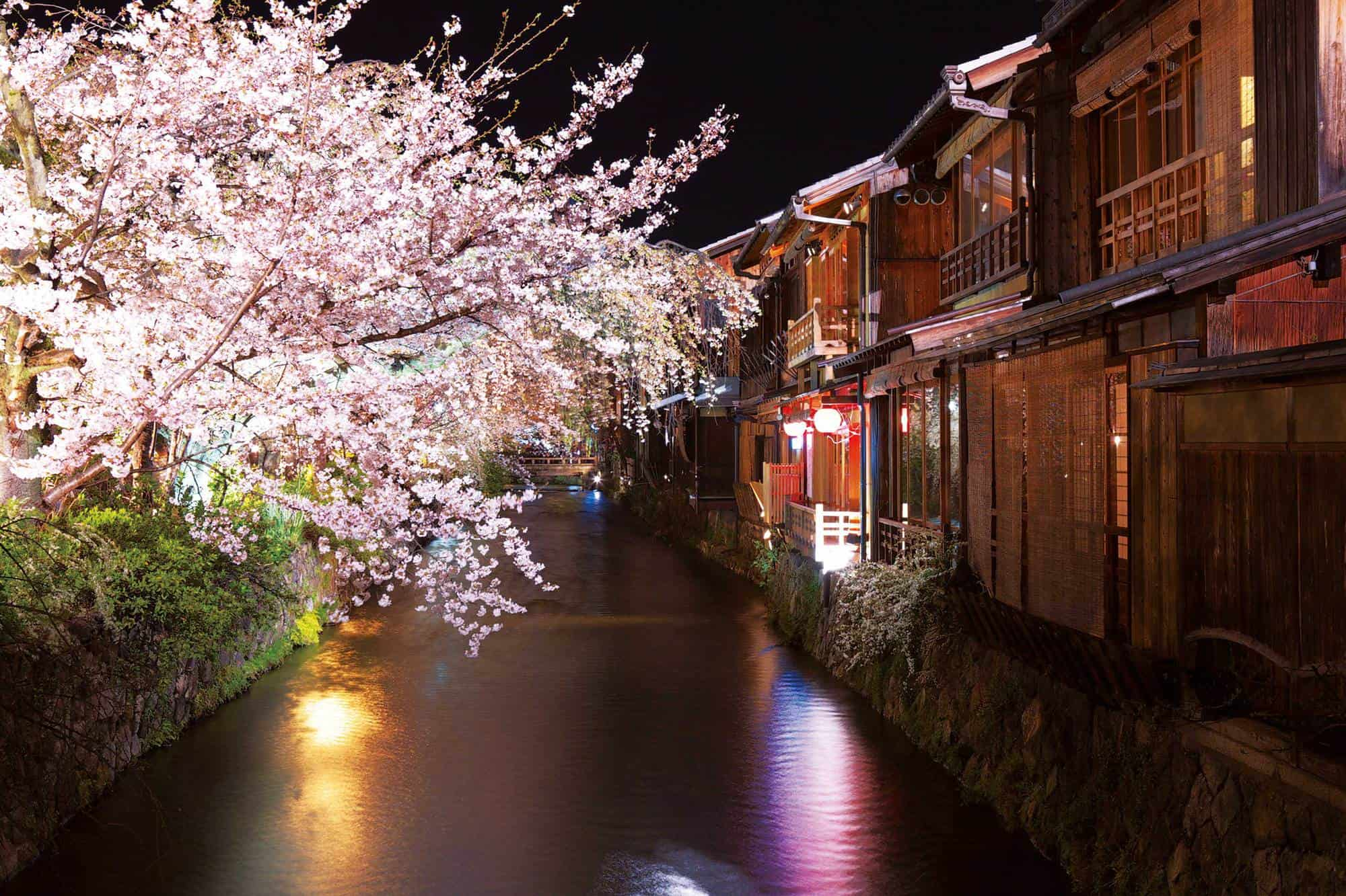 เรียนภาษาญี่ปุ่นที่โอซาก้า ย่านกิอง (Gion) – เที่ยวเมืองเกียวโต