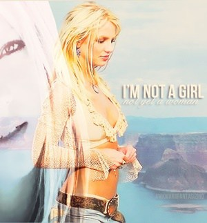 แปลเพลง I'm Not A Girl, Not Yet A Woman - Britney Spears