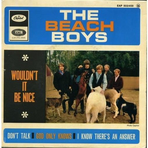 แปลเพลง Wouldn't It Be Nice – The Beach Boys