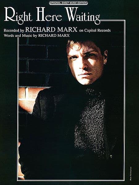 แปลเพลง Right Here Waiting – Richard Marx