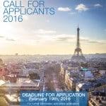 ทุนการศึกษา ป.โท ป.เอก ฝรั่งเศส 2016 Franco-Thai Scholarship