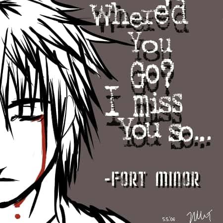 แปลเพลง Where'd You Go – Fort Minor