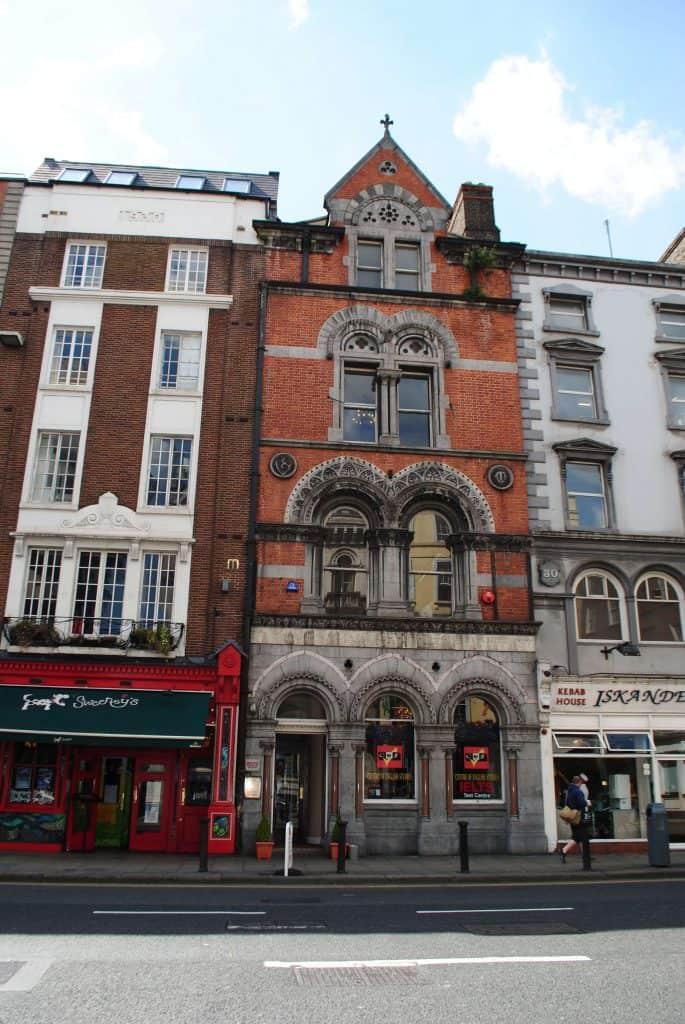 CES Dublin - 31 Dame Street