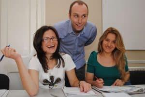 CES Dublin - Gavin's class