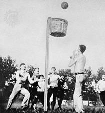 ประวัติกีฬาบาสเกตบอล