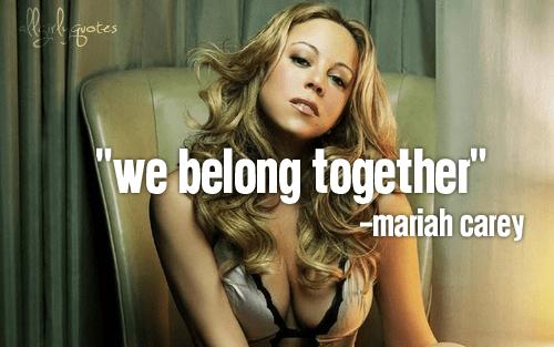 แปลเพลง We Belong Together – Mariah Carey