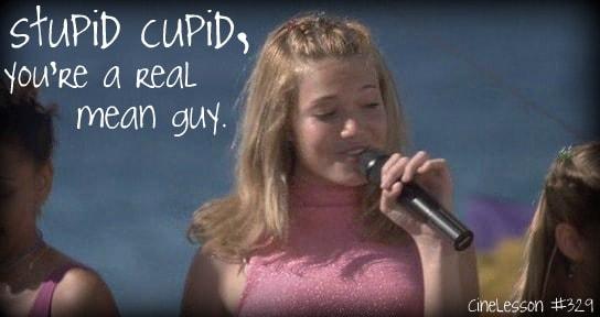 แปลเพลง Stupid Cupid - Mandy Moore