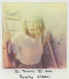 แปลเพลง Clean – Taylor Swift feat. Imogen Heap
