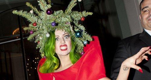 Christmas Tree - Lady Gaga