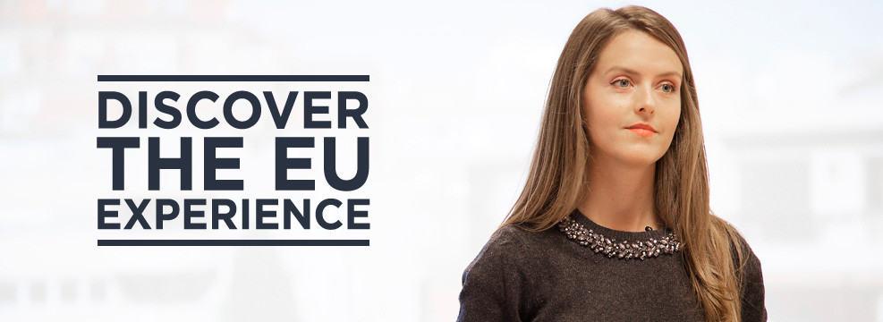แนะแนวเรียนต่อบริหารธุรกิจในยุโรป 22/01/2559  Discover the EU Experience 22/01/2016