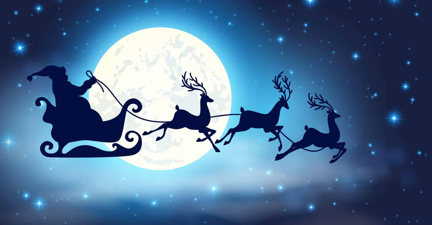 คืนพระจันทร์เต็มดวง ในวันคริสต์มาส ครั้งแรกในศตวรรษที่ 21