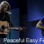 แปลเพลง Peaceful Easy Feeling – Eagles ความหมายเพลง