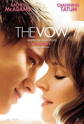 หนังแนะนำประจำวันวาเลนไทน์ –  The Vow รักครั้งใหม่หัวใจดวงเดิม