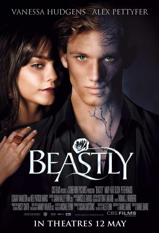 หนังแนะนำประจำวันวาเลนไทน์ – Beastly บีสลีย์ เทพบุตรอสูร