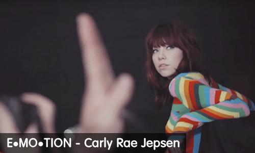 แปลเพลง E•MO•TION – Carly Rae Jepsen ความหมายเพลง