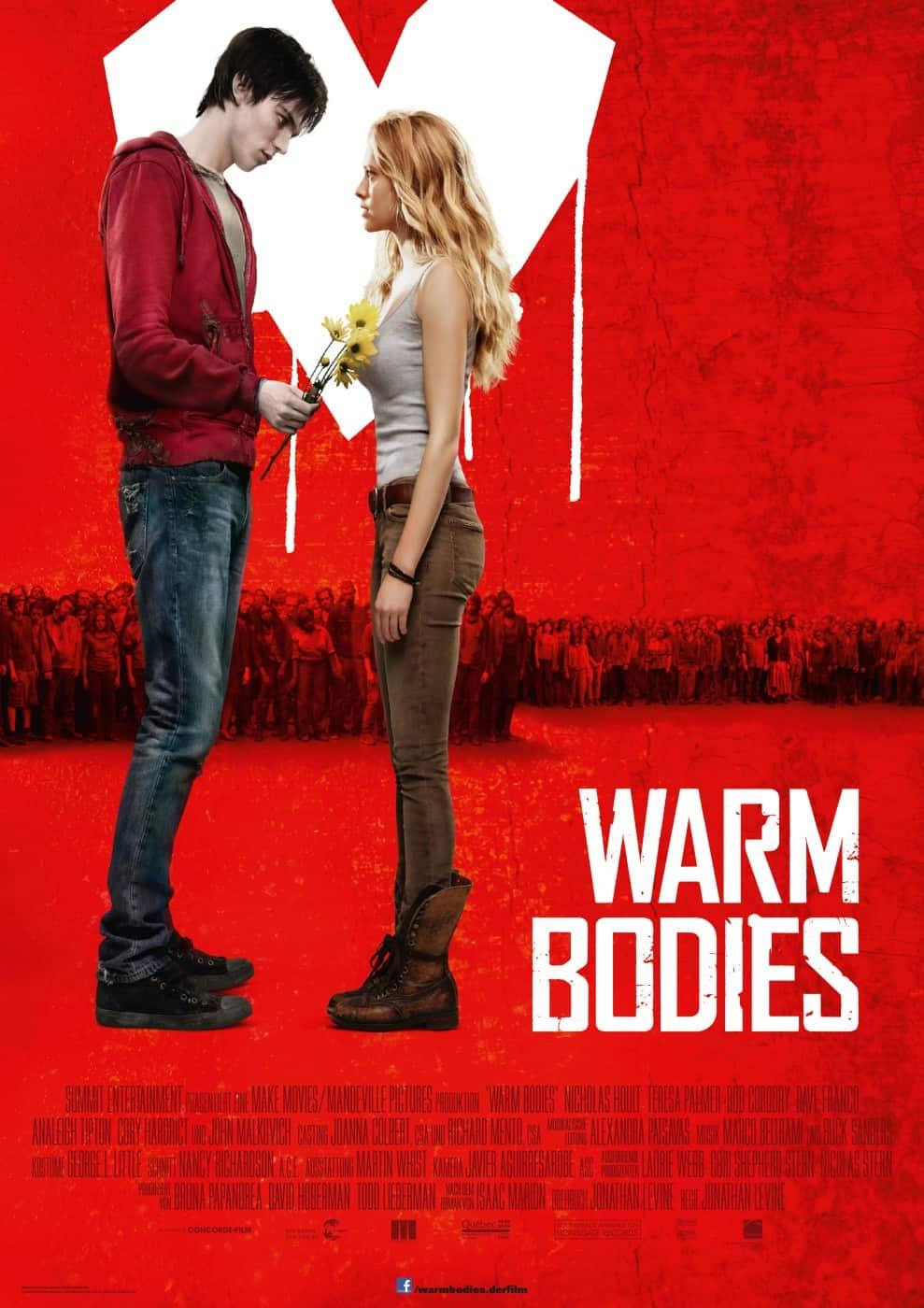 หนังแนะนำประจำวันวาเลนไทน์ – Warm Bodies ซอมบี้ที่รัก