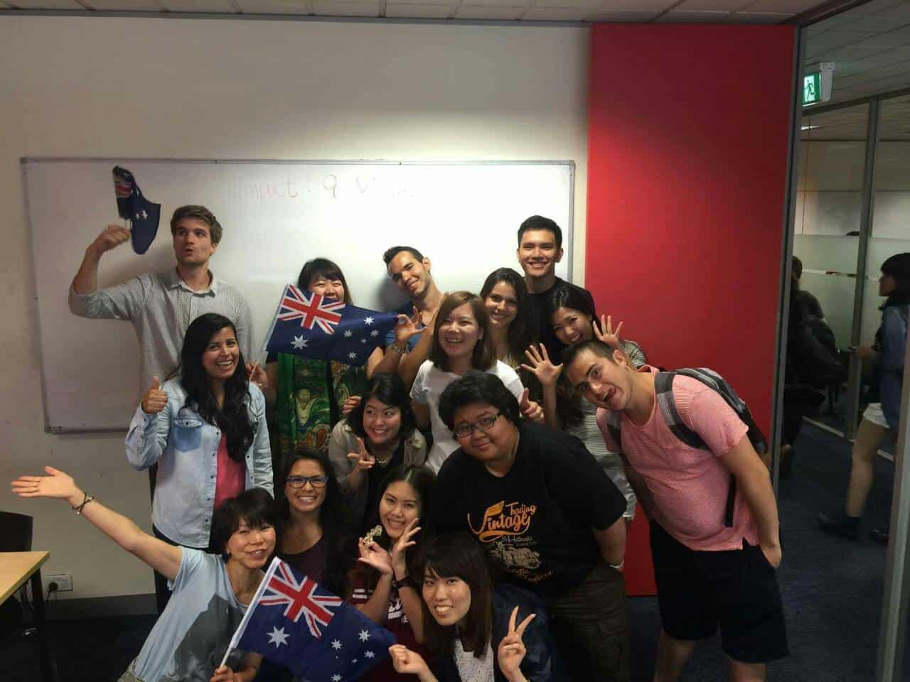 Student Stories จากน้องโอ๊ต เรียนภาษาอังกฤษที่สถาบันสอนภาษา Impact English College