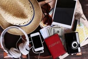 เตรียมของไปต่างประเทศ จัดกระเป๋าไปต่างประเทศ